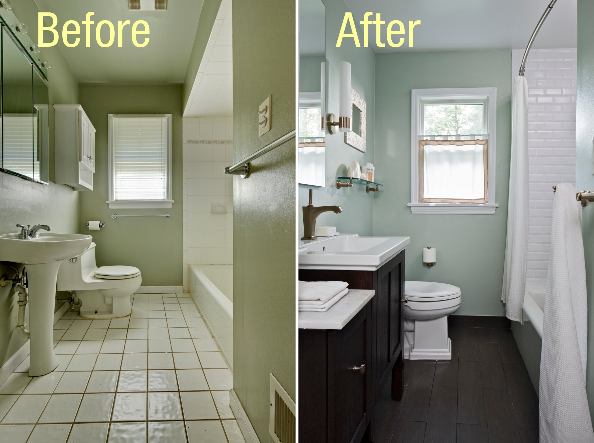 Bathroom Makeover For Elderly handyman wichita ks | handyman wichita ks | property management